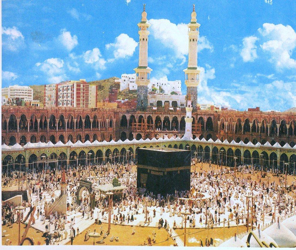 حقيقة برودة بلاط ساحة المسجدالحرام