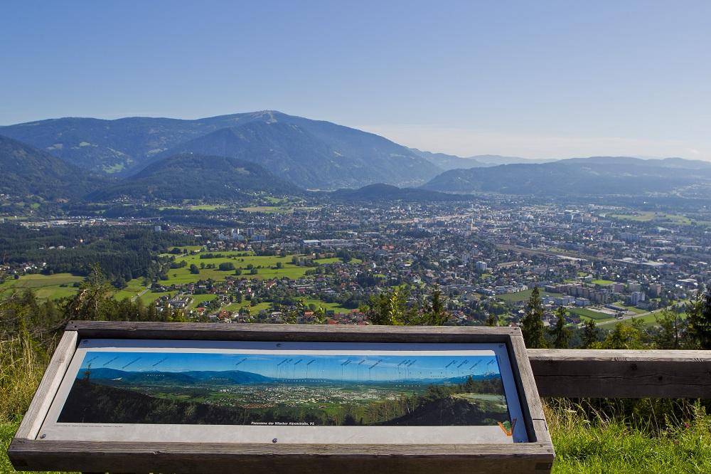طريق جبال الألب في فيلاخ الطريق الأكثر بانورامية فيالنمسا