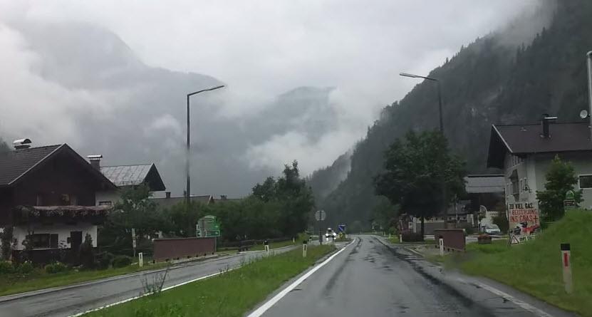 القيادة بين الريف النمساوي والالماني FullHD