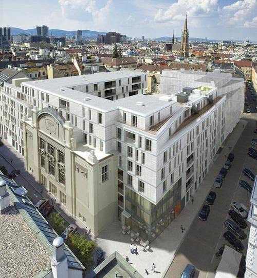 إفتتاح المبنى التاريخي قاعاتصوفيا