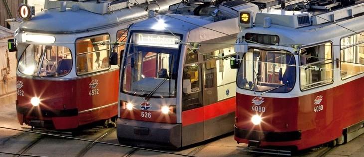 خطوط النقل في فيينا تسجل رقماً قياسياًجديداً