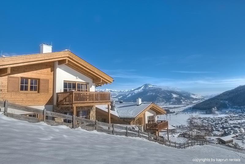 للعوائل الكبيرة شالية (Residenz Maiskogel by Kaprun Rentals) فيكابرون