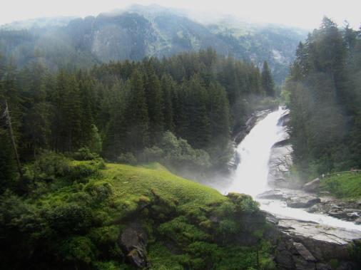 Krimmler_ Wasserfall6
