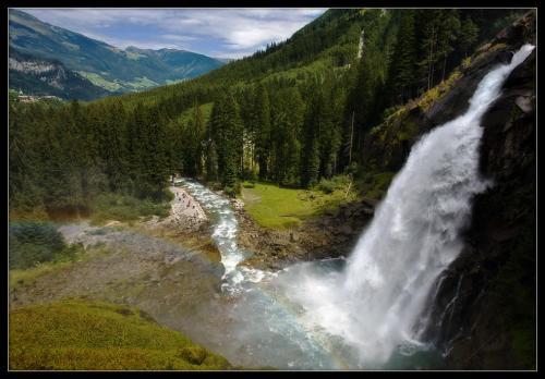 Krimmler_ Wasserfall7