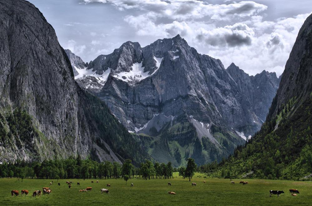 محمية كارفيندل المحمية الأكثر جمالا في جبالالألب
