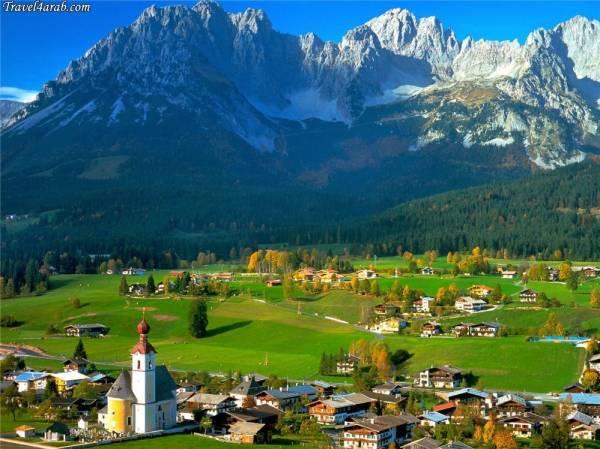 إقليم تَايْرول النمساوي