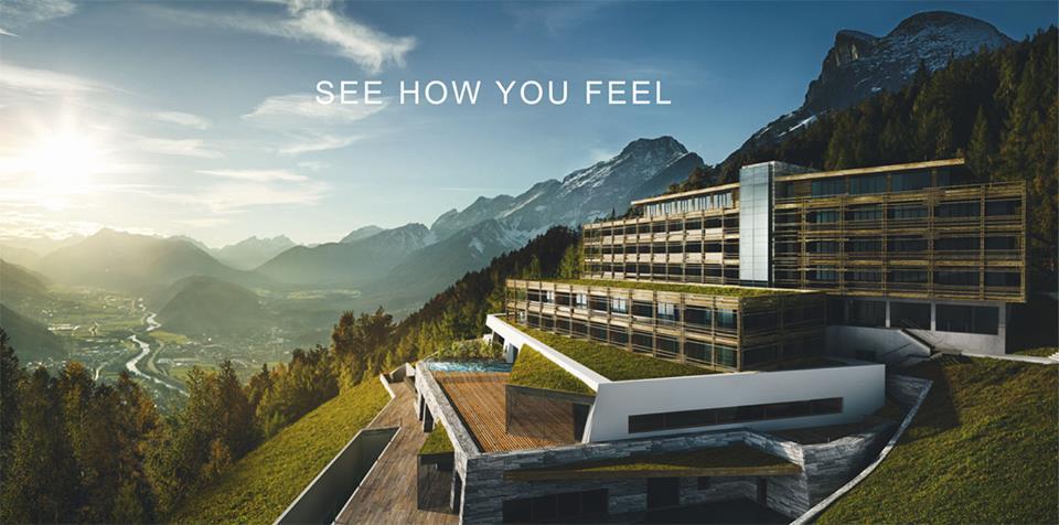فندق فريندز والإطلالةالخلابة