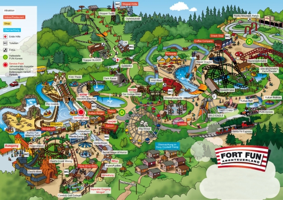 FORT_FUN_Parkplan