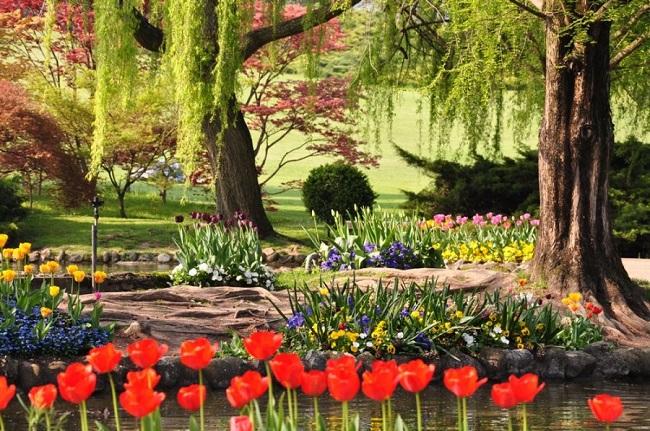 الحديقة الغَنَّاء سيغورتا أجمل حدائقإيطاليا