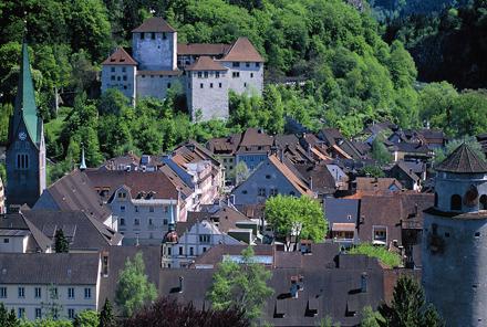 Altstadt Feldkirch Foto Stadtmarketing und Tourismus Feldkirch GmbH