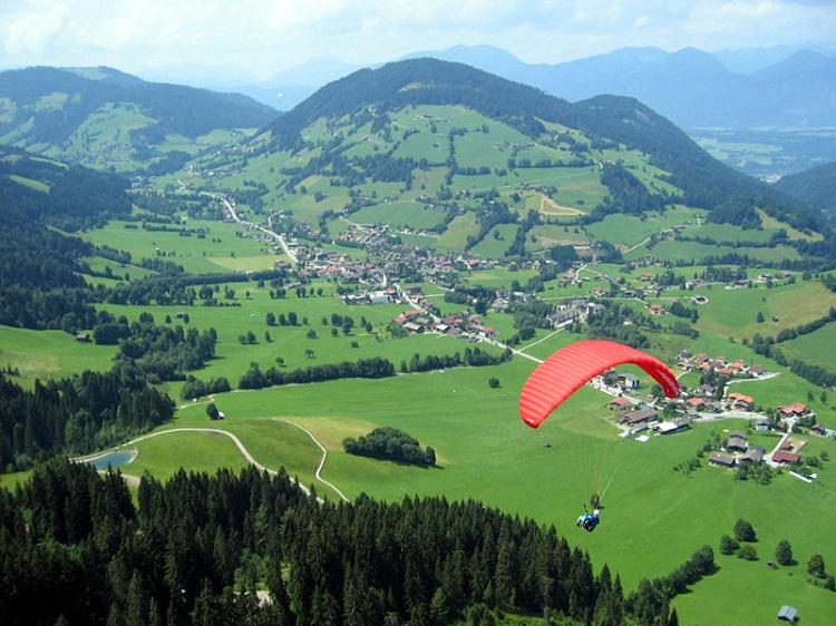 paragliding_wildschoenau_sommer