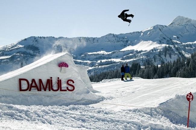 Snowboard Damuels 1