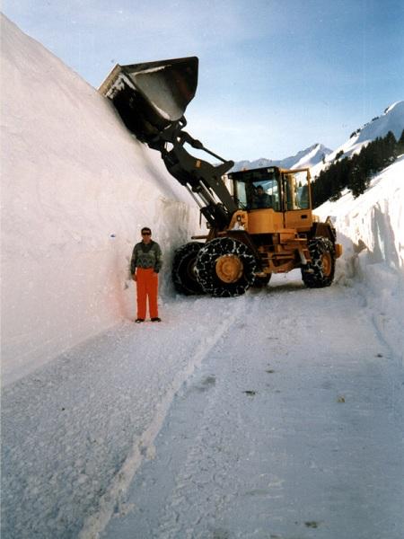 Schneedorf 2
