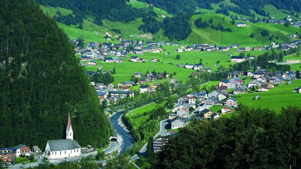 الدليل السياحي لولاية فورالبيرغالنمساوية