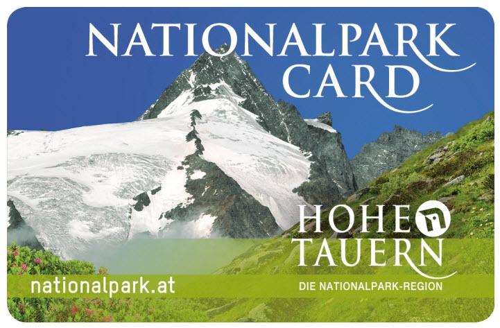 بطاقة الحديقة الوطنية