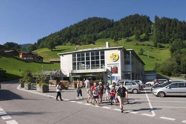 Diedamskopf, Bregenzerwald, Alpen, Austria