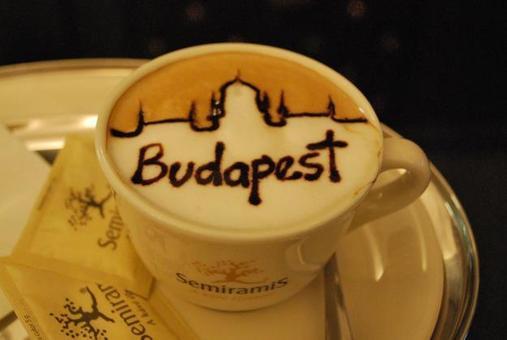 مقاهي وحلويات بودابستالتاريخية
