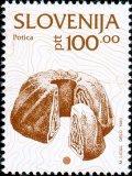 1993-Slovenia-stamp-potica