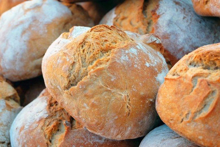 خبز فيزوف الجديد