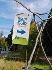 Hochseilpark