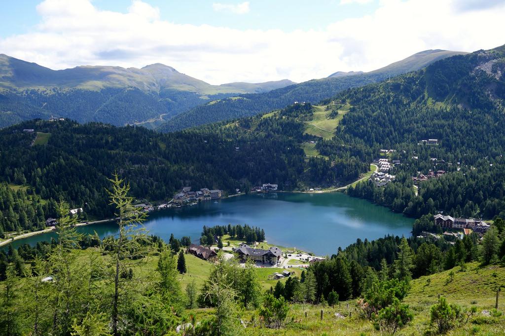 بحيرة تراشر سيالجبلية