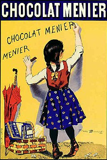 مصنع الشوكولاتة القديممينير