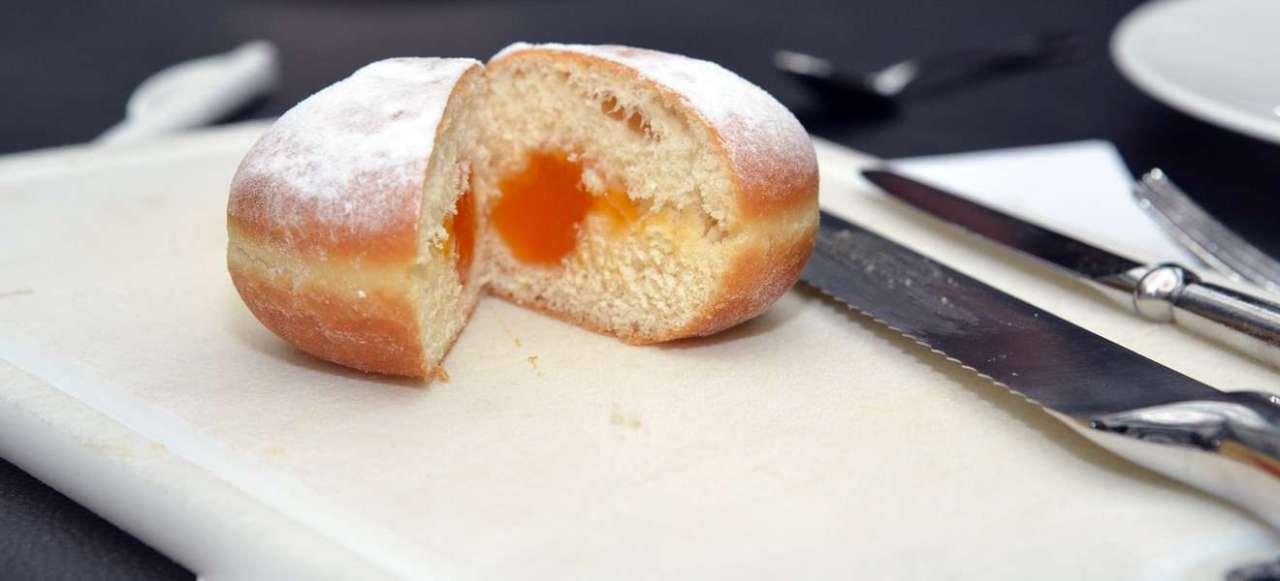 """أفضل مخبز لبيع دونات"""" الكرابفن فيفيينا"""