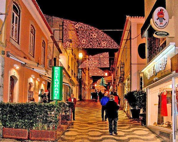 شارع التسوق  كاشكايش فيالبرتغال