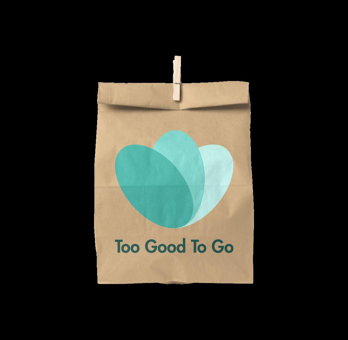 تطبيق هدر الطعام   Too Good ToGo