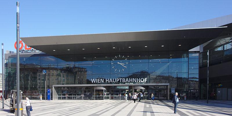 الذكرى الخامسة على إفتتاح محطة فييناالمركزية
