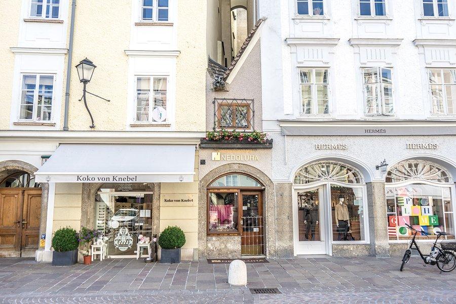 منازل صغيرة فيأوروبا