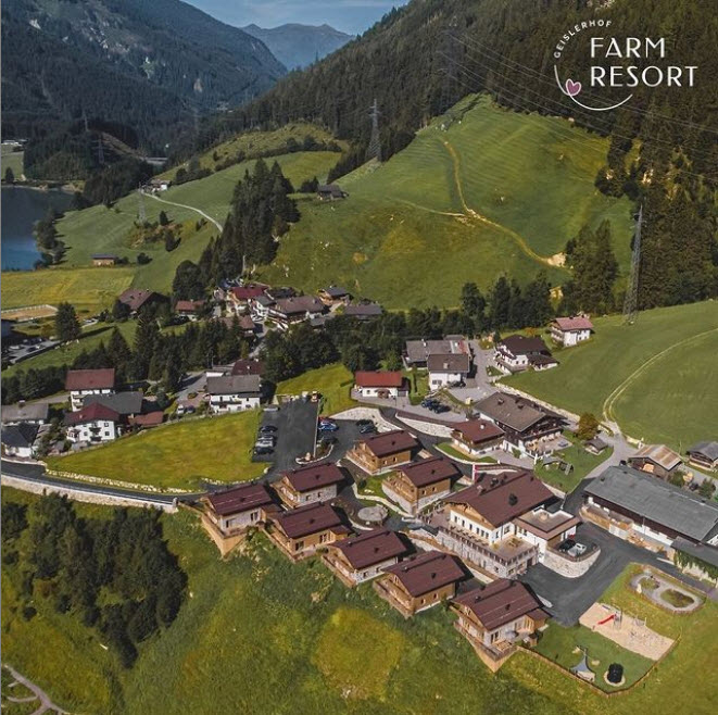 Farm Resort شاليةالمزرعة