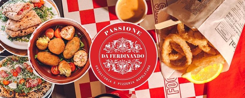 مطعم طعام شارع نابولي فيفيينا