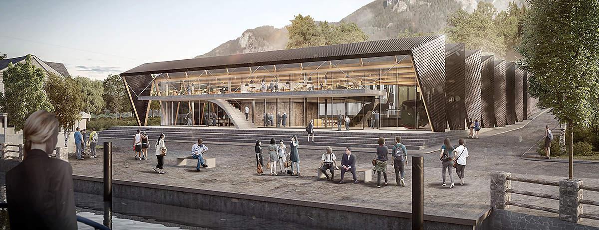 محطة القطار البخاري فيفولفغانغ
